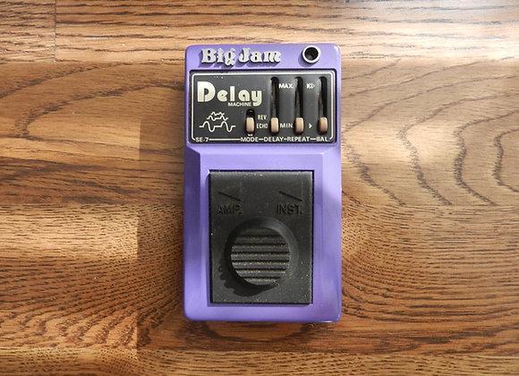 RARE Multivox Big Jam SE-7 Delay