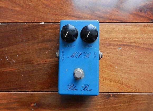 1976 MXR Blue Box script
