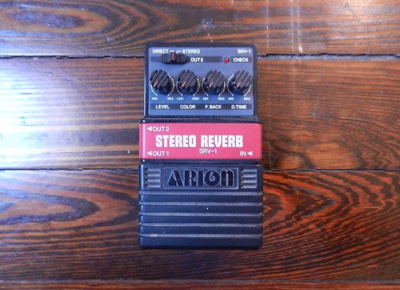 RARE Arion SRV-1 Stereo Reverb