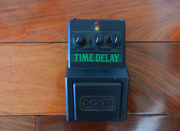 RARE MXR M-206 Time Delay RETICON SAD4096