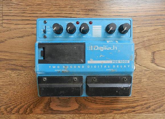 DigiTech PDS 1002 2 Second Delay