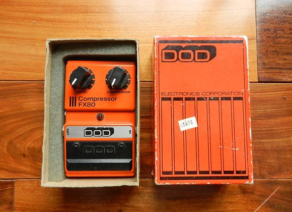 DOD FX-80 Compressor