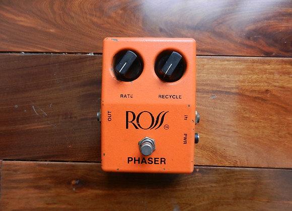 1978 Ross Phaser (9v mod)