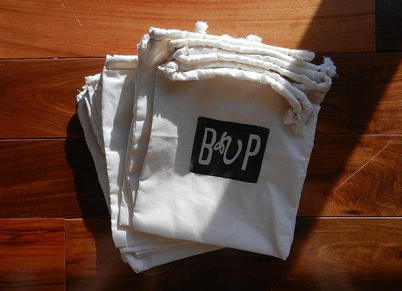 Large BVP Pedal Pouch