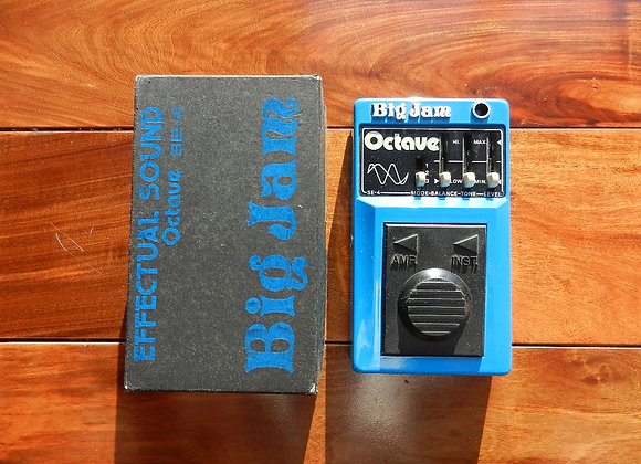 VERY RARE Multivox Big Jam SE-4 Octave/Fuzz w/ box