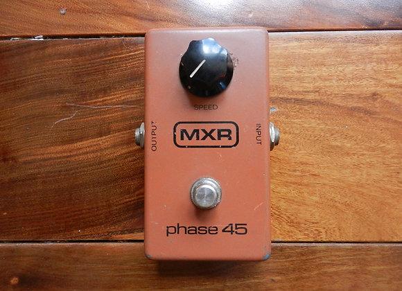 1980 MXR Phase 45