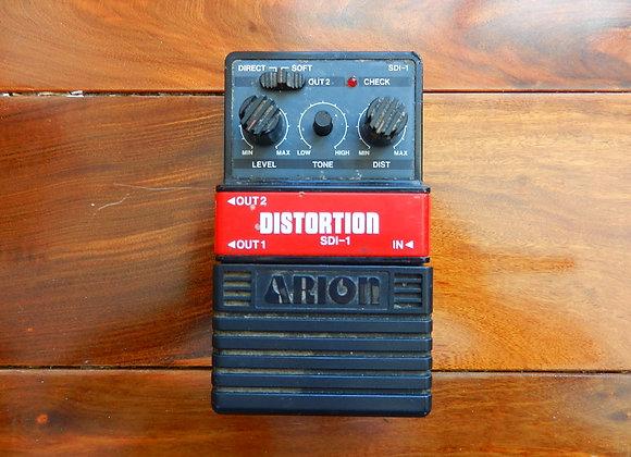 Arion SDI-1 Distortion