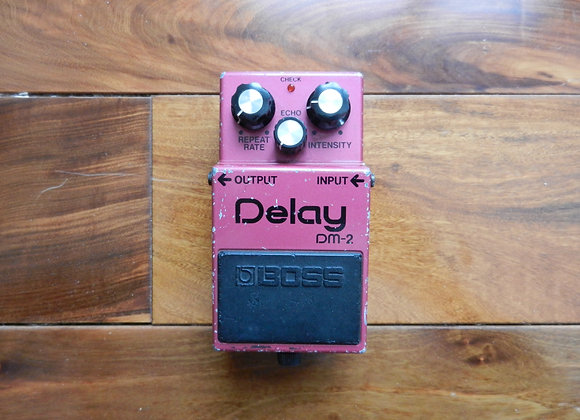 1982 Boss DM-2 Delay MN3205