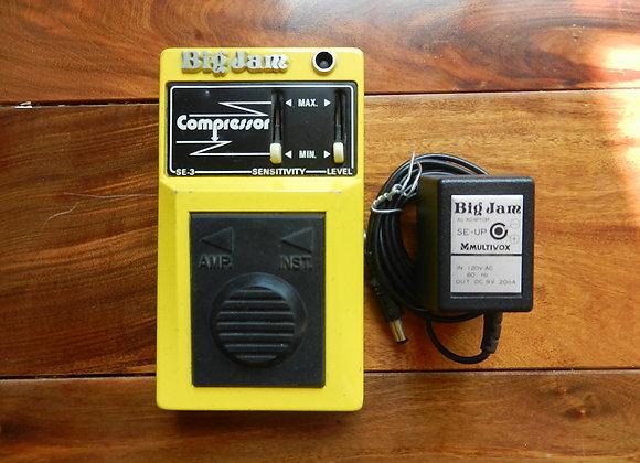 RARE Multivox Big Jam SE-3 Compressor w/ adapter