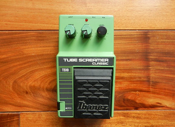 Ibanez TS10 Tube Screamer Classic MIT