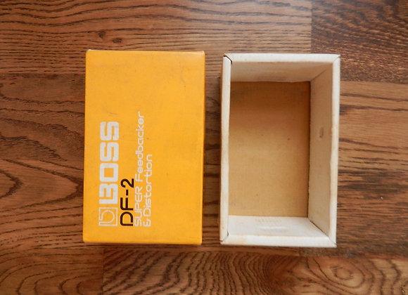 Boss DF-2 Super Feedbacker & Distortion Box