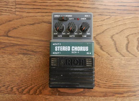 Arion SCH-1 Stereo Chorus (grey box)