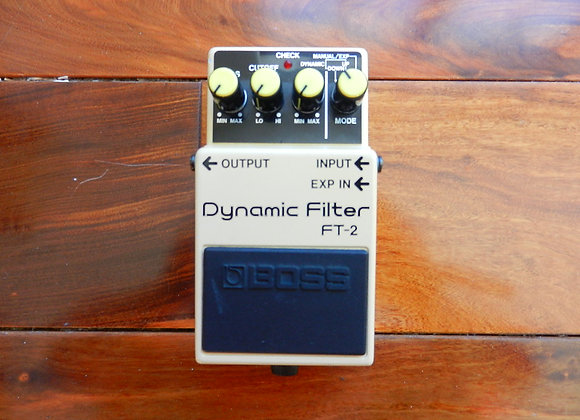 1986 Boss FT-2 Dynamic Filter