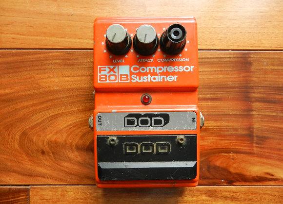 DOD FX-80B Compressor/Sustainer