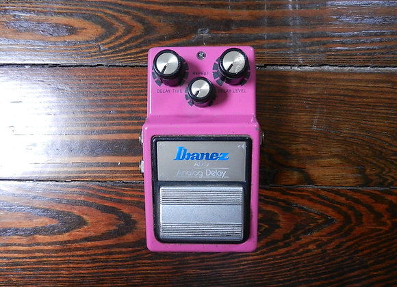 Ibanez AD9 Analog Delay MN3205 (silver label)