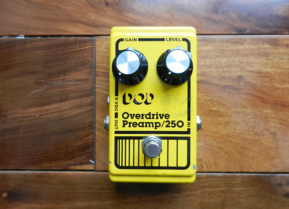 DOD Overdrive Preamp-250