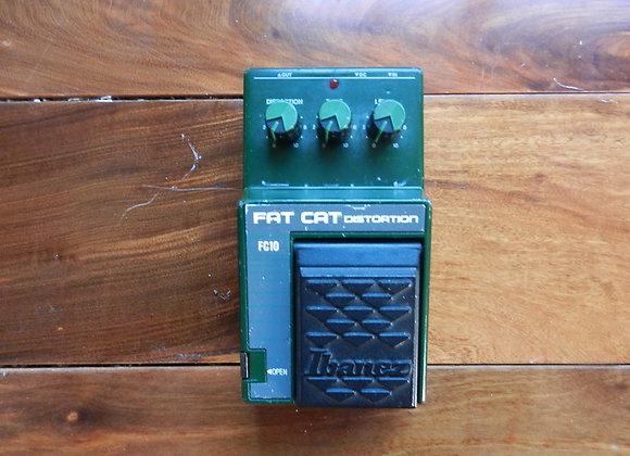 Ibanez FC10 Fat Cat Distortion