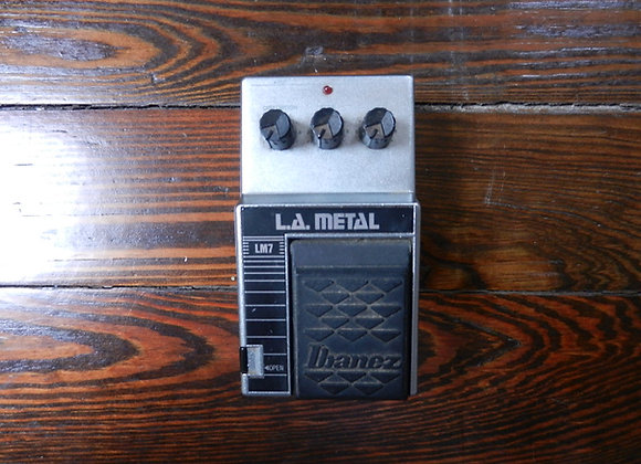 Ibanez LM7 L.A. Metal