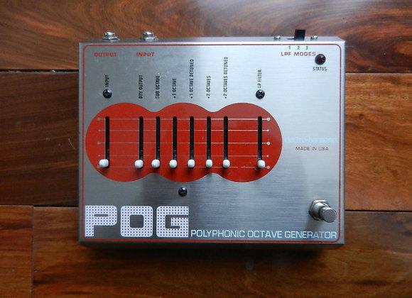 EHX POG 1 w/ power supply