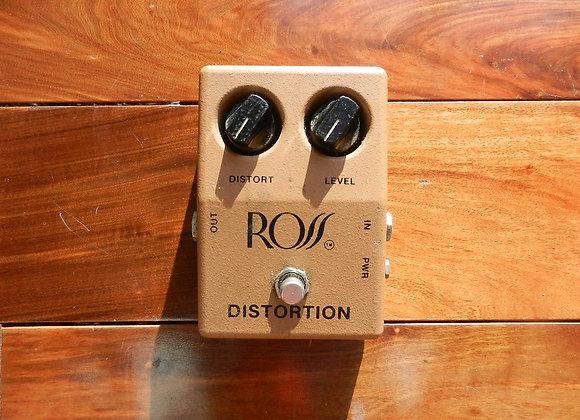 1979 Ross Distortion