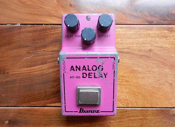 Ibanez AD-80 Analog Delay MN3005