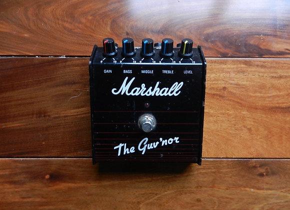 Marshall The Guv'nor (England)