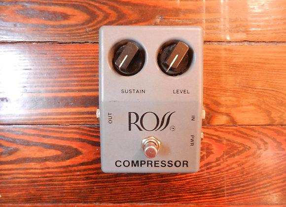 1979 Ross Compressor