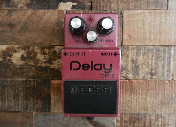 Boss DM-2 Delay MN3205
