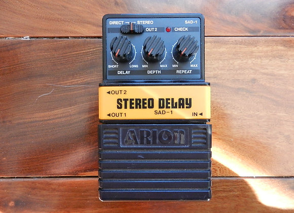Arion SAD-1 Stereo Delay
