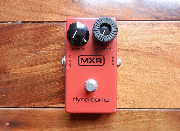 1980 MXR Dyna Comp Compressor