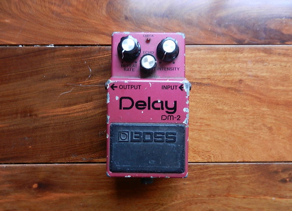 Boss DM-2 Delay MN3205