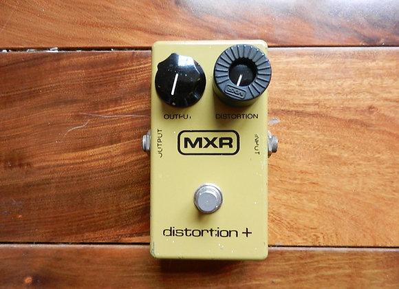 1978 MXR Distortion+