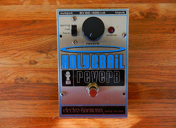EHX Holy Grail Reverb w/ power supply