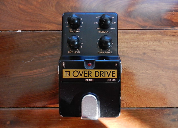 Pearl OD-05 Overdrive