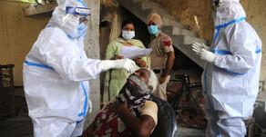 Հնդկաստանում արձանագրվել է COVID-19-ի օրական դեպքերի ամենամեծ ցուցանիշը