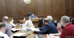 ԱԺ խորհրդի արտահերթ նիստ է հրավիրվել