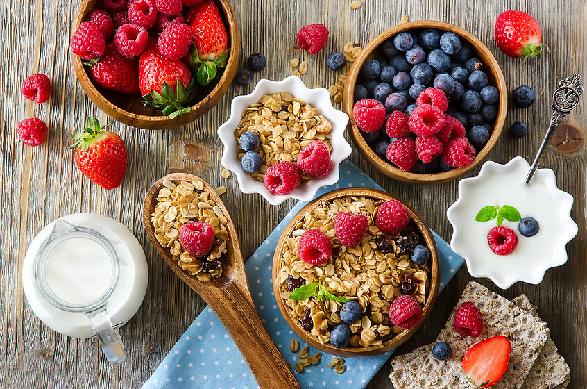 bigstock-Fresh-Healthy-Breakfast-With-M-