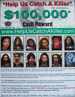 Poster side 1 - West Mesa victims.jpg