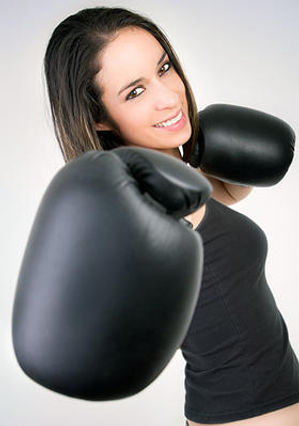 Un melange de self defense et de fitness, cours reserve uniquement aux femmes