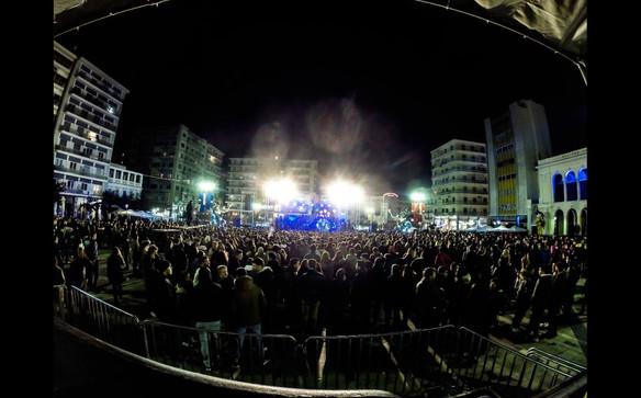 Live Control @ Τελετή Έναρξης Πατρινού Καρναβαλιού   Πάτρα