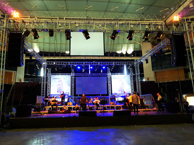 Live Control @ Emmetron Live @ Tae Kwo Do Athens