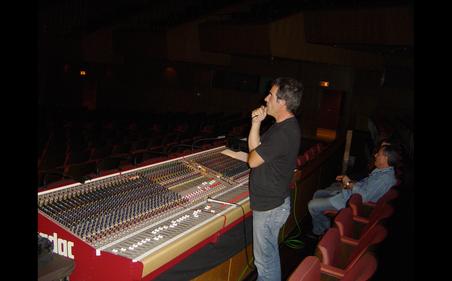 Live Control @ Μέγαρο Μουσικής   Μίκης Θεοδωράκης