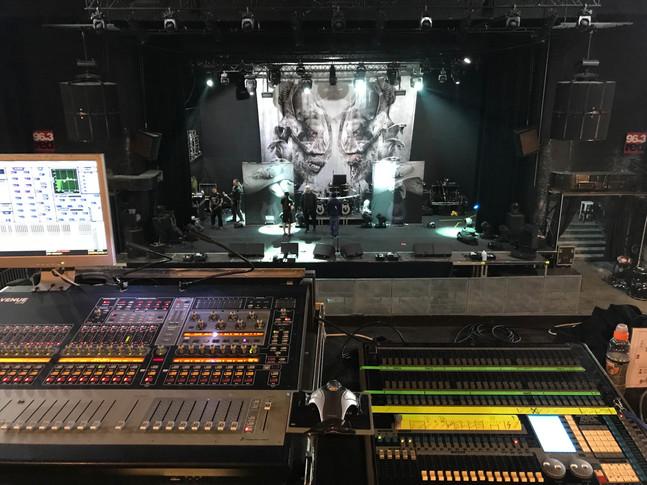 Live Control @ Slayer King | Septicflesh | Peiraeus Academy