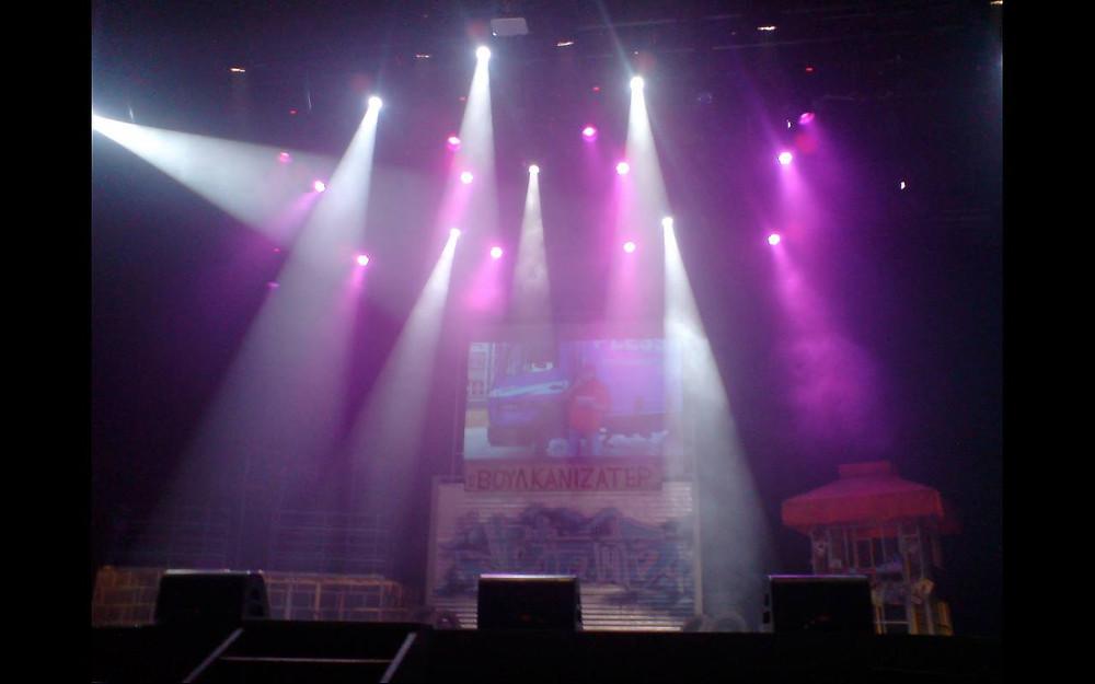 Live Control | Theatre & Music Representation