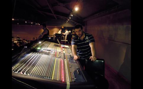 Live Control @ Armenchick   Greece   Bozikis xristos