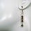 Thumbnail: Smoky Quartz Dangle Earrings