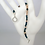 Thumbnail: Vintage Pearl and Apatite Strand Stacker Bracelet, Vintage Pearl Bracelet, Apati