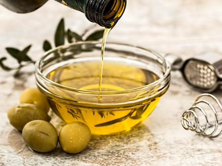 A little bit of EVOO goes a long way to nurture your gut bugs.