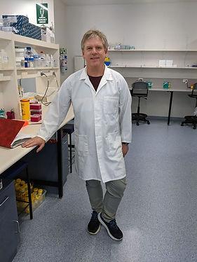 Dr Steve Myers, Genetics