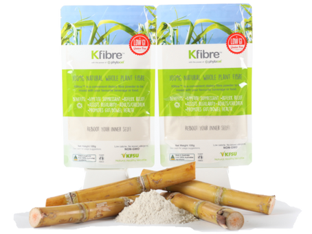 Kfibre-The new prebiotic food for your gut bugs!